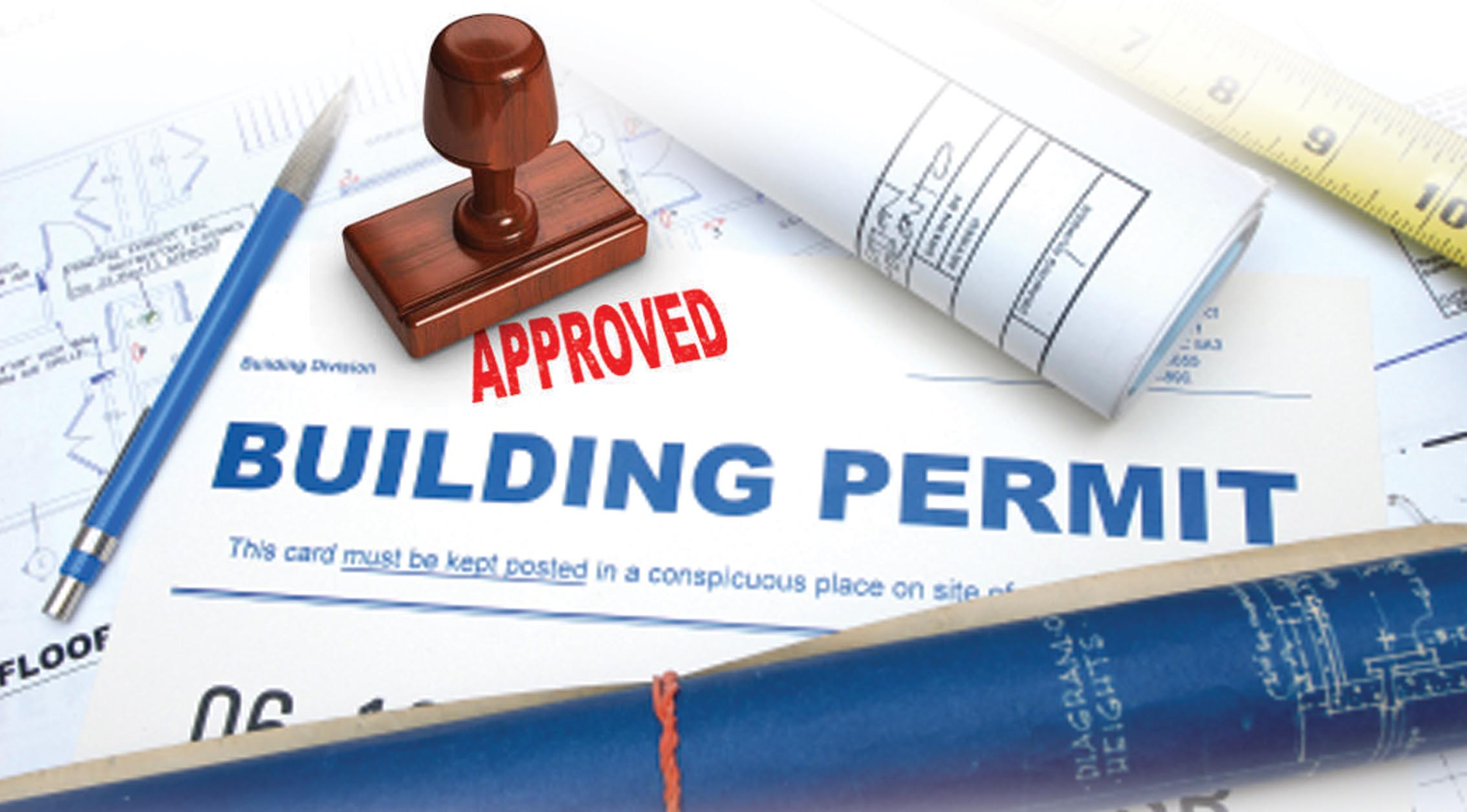 Building Permit photo